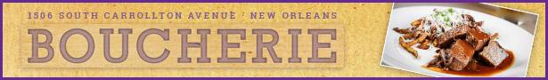 Boucherie New Orleans