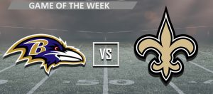NFL-Game-of-the-week-Baltimore-Ravens-vs-New-Orleans-Saints